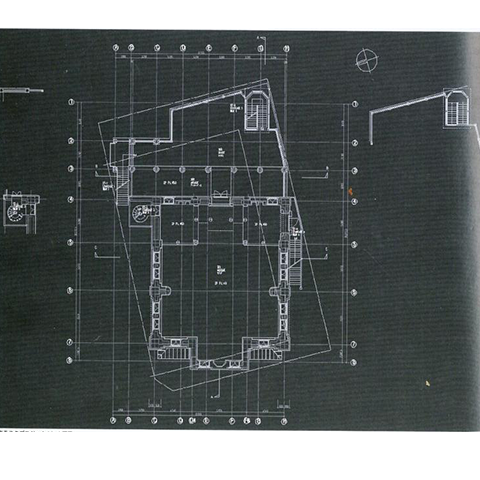 Space Design 拡張するデジタル・デザイン - 東京ジャーミーと文化センターについて/ Monthly Journal of Art and Architecture
