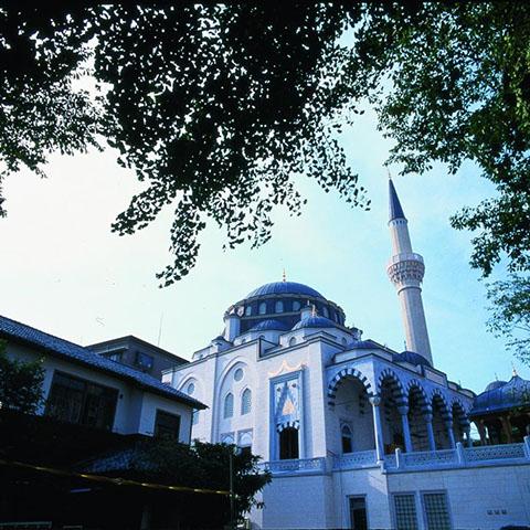 بشأن طوكيو جامع ومركز الثقافي التركية