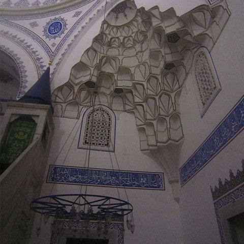 Osmanlı Mukarnası'nın Gelişimi