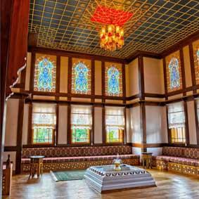 جامع الشهادة ببرلين ومركزه اثقافي