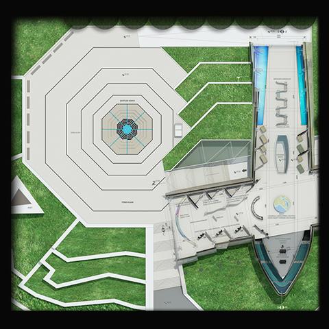 Çanakkale Gelibolu Yarımadası Tarihi Milli Parkı Kabatepe Tanıtım Merkezi Projesi