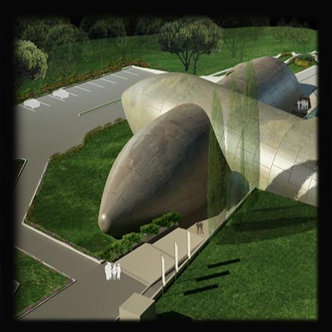 """مشروع مركز التعريف بحديقة """"قابا تبه"""" القومية التاريخية بشبه جزيرة غاليبولي بتشاناق قاله"""