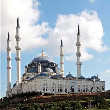Ataşehir Mimar Sinan Camii