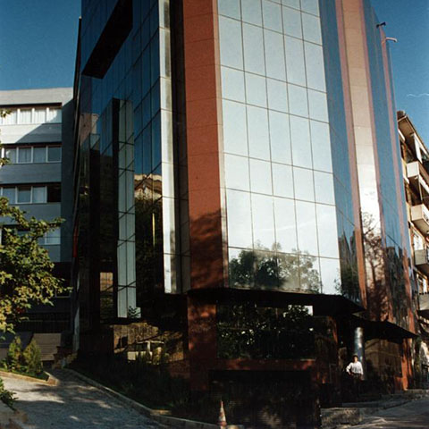 Plaş Plastik Company Headquarters