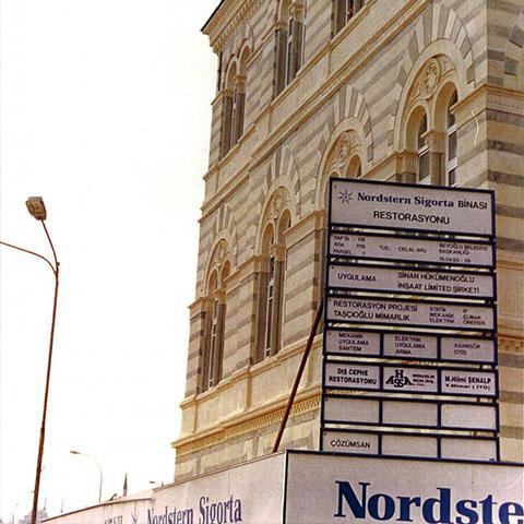 Nordsten Sigorta Binası