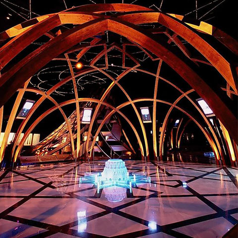 愛・地球博2005 トルコパビリオン