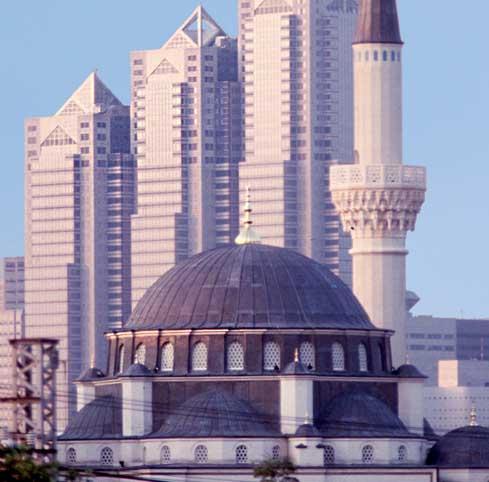 東京ジャーミーと文化センター
