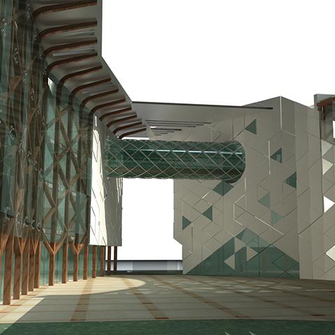 トルコ共和国ベルリン大使館プロジェクト