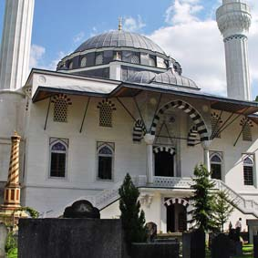Berlin Sehitlik Mosque and Cultural Center