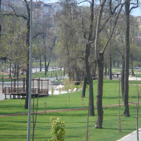 مشروع تنظيم منطقة بحيرة(ساد أباد) باسطنبول