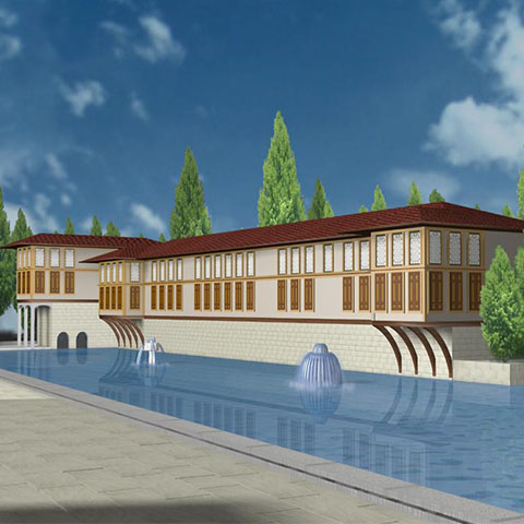 Sadabad Köşkleri Restitüsyon ve Çevre Düzenleme Projesi